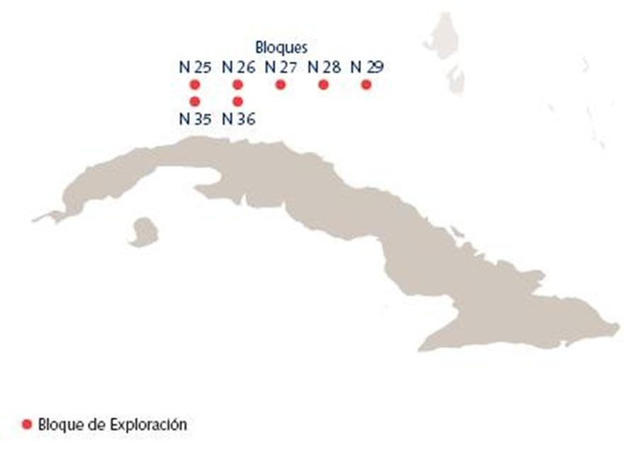 REPSOL DICE QUE EN AGUAS PROFUNDAS DE CUBA NO HAY PETRÓLEO ...