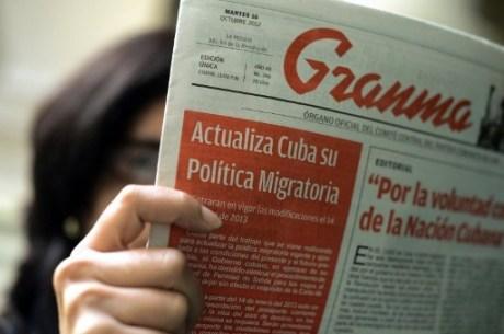 CUBA-POLITICS-TRAVEL-PERMITS