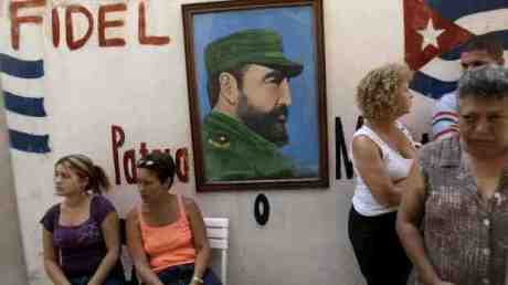 "Disidentes cubanos en ""huelga de hambre"""