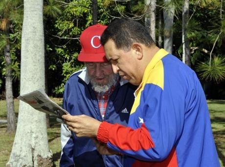 Fidel-Castro-y-Hugo-Chavez