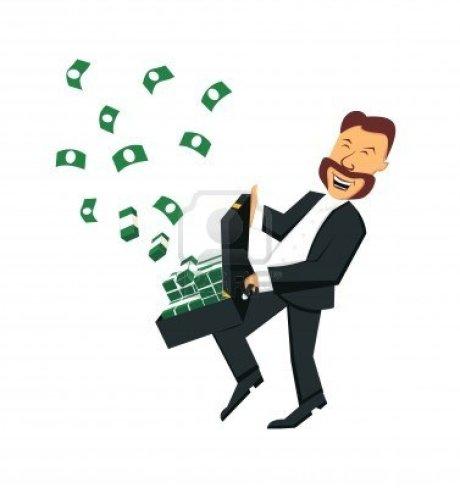 4538196-el-feliz-hombre-de-negocios-con-una-maleta-de-dinero