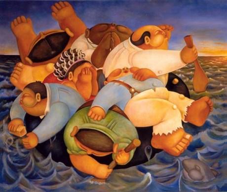 Obra de Albero Godoy