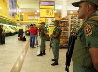 expropiación de un supermercado en venezuela