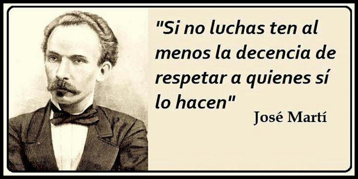 Resultado de imagen para pueblo culto, pueblo libre. José Martí