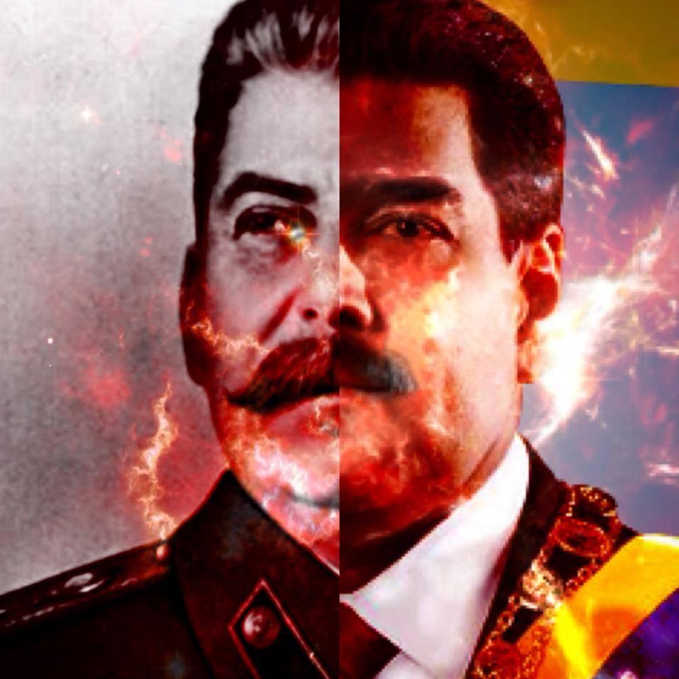 Gobierno de Nicolas Maduro. - Página 3 Stalin-maduro