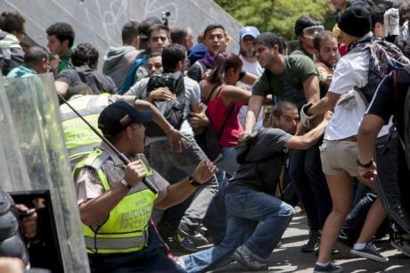 Venezuela-Tortura
