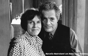 Marcello-Mastroianni-y-María-Luisa-Bemberg